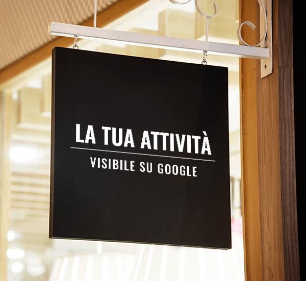 Creazione siti web Milano - Attività locale