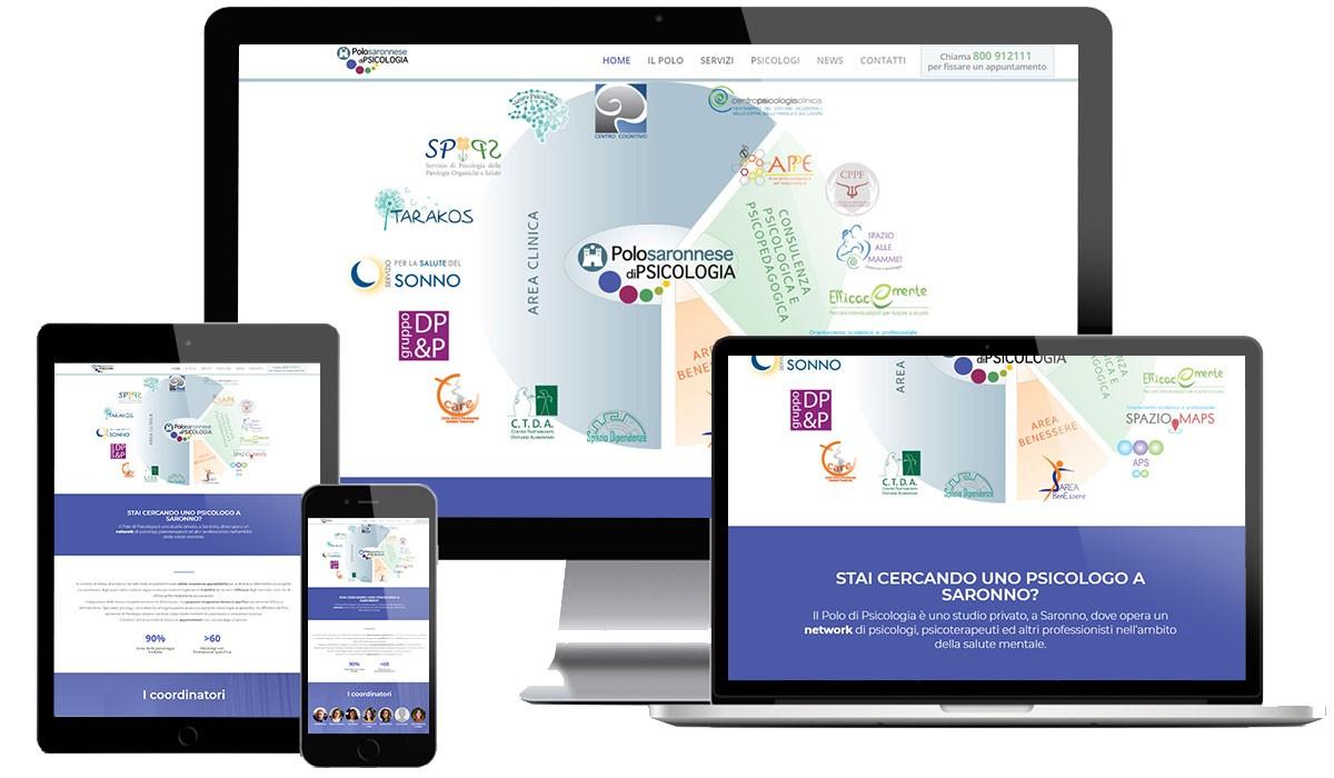 realizzazione sito web centro psicologia